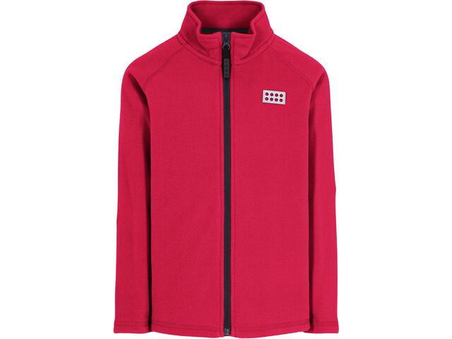 LEGO wear Lwsinclair 703 Vest Kinderen, dark pink